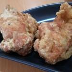 楽口福 - 鶏の唐揚げ