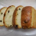 福ちゃんのパン - ぶどうパン ¥500-