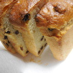 福ちゃんのパン - ぶどうパン 4枚切