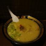 一蘭 - 料理写真:とんこつラーメン