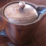 Kinari - 蕎麦湯