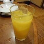 酔灯屋 - オレンジジュース 2015.12