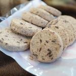 お菓子の一久庵 - チョコクッキー