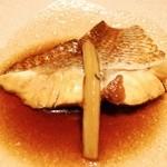 46736895 - 鯛のアラ炊き