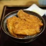 新潟カツ丼 タレカツ - タレかつ丼