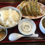 46737189 - 餃子定食¥850