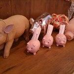 ル・コションドール・キタノ - 豚さんたち