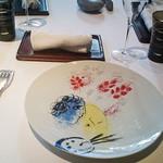 46739699 - シャガールの絵皿