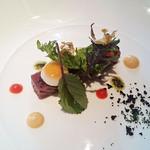 46739727 - ニースの郷土料理をスタイリッシュにアレンジしたサラダ