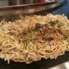うろこ - 料理写真:焼きそば 700円