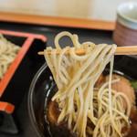 雄岳 - 鴨せいろそば(1,500円)