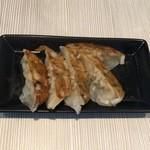 らーめん和 - Bセット餃子です。