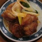 ロビーラウンジ「ゆう」 - 鶏のせいろ蒸し