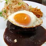 Youshokuyanakamura - ハンバーグステーキ