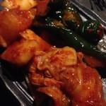 厳選和牛 焼肉 犇屋 - キムチ3種盛