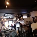 新宿 シュラスコ肉酒場 BONE  - 厨房方面