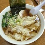 中国四川料理 仁 - ワンタン麺