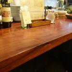 食堂Tavolino - ☆カウンター席は賑わっておりました☆