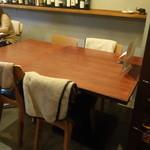 食堂Tavolino - ☆テーブル席はこちらです☆