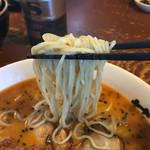 らー麺 藤平 - 麺 リフトアップ