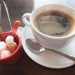 彦根バルやぶや食堂 - ランチ「コーヒー」