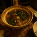 琉球料理 万座 - ヒージャー汁