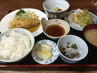 てんまさ - 納豆コース 1500円