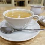 マドレーヌ ラパン - コーヒー