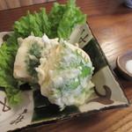 舟蕎山 - 「はんぺんの天ぷら」