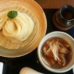 udondyayatsudura - 肉汁うどん