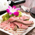 エスペランサ - 赤ワインと合わせたくなるお肉料理もあります!