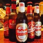 エスペランサ - とっても飲みやすいスペインビールはいかがですか(^^)