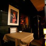 エスペランサ - モダンで落ち着いたオシャレな店内、ゆったりと上質な時間をお過ごしください…女子会やデートに◎