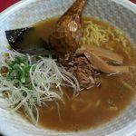 麺榮 王様のラーメン - 料理写真:牛骨ラーメン 750円