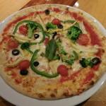 46751274 - 野菜のピッツァ