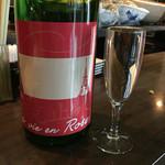 46751644 - 明鏡止水 純米酒 La vie en Rose・350円