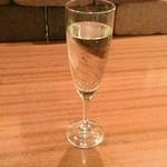 バーリンク - 樽詰めスパークリングワイン