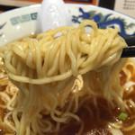 46752263 - かけらぁめん小盛り480円(税別)醤油味