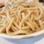小半 - 麺