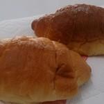 グラーノ・グラーノ - 塩パン
