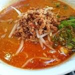 まるせいラーメン - タンタン麺