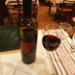 トラットリアカンパニオ - イタリアワイン リベッリ