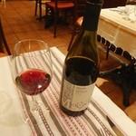 トラットリアカンパニオ - 北イタリアのワイン