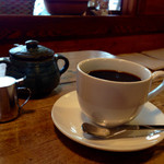 TeaRoom abi - コーヒーは +200円