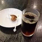 竿灯 - 食後にアイスコーヒーが付きます