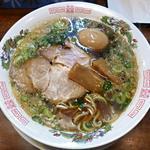 尾道文化ラーメン - 【濃厚醤油らーめん】¥680
