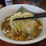 めんめん亭 - 中華そば 魚介醤油
