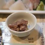 入福 - サービスの自家製タコ味噌