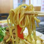 北京 - ピリ辛のゴマダレとモチモチ麺が美味