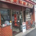 46765580 - 横浜橋商店街の出口にお店はありました